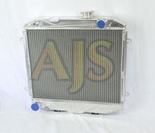 Радиатор алюминиевый УАЗ 469 70mm MT