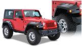 Расширители арок Jeep Wrangler JK