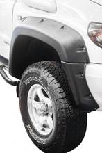 Расширители передних арок УАЗ Патриот + накладки на передние крылья