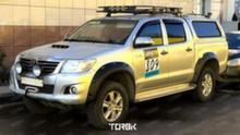 Расширители арок TORBIK на Toyota Hilux VIGO 2005-2014 (7 gen)