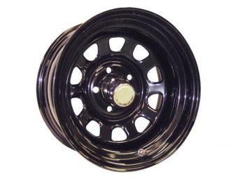 Диск колесный Rock Crawler УАЗ 5х8 R16 черный