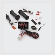 Ручки и курок SYMTEC с подогр. для ATV,с 4-x зон блоком