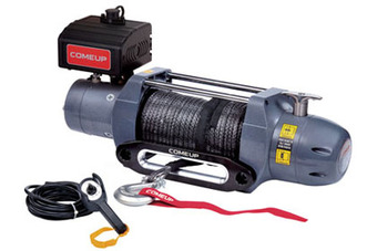 Лебедка Come Up Winch DS-9.5s Seal  12v