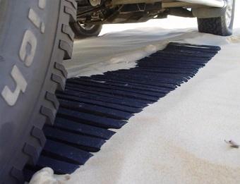 Сенд-трак (120х30 см) мягкий