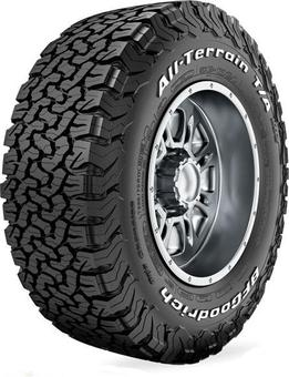 Шина BF.GOODRICH All-Terrain 265/65R18 T/A KO2