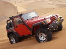 Шноркель LLDPE Jeep Wrangler TJ