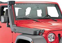 Шноркель TLW для Jeep Wrangler JK 2007-