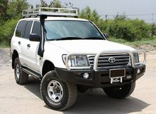 Шноркель TLW для TOYOTA LAND CRUISER 100,105