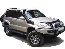 Шноркель TLW для TOYOTA LAND CRUISER 120