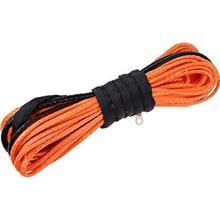 Синтетический трос КИТАЙ 10мм х 28 м оранжевый