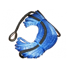 Синтетический трос КИТАЙ 10мм х 29,5 м заплетенный