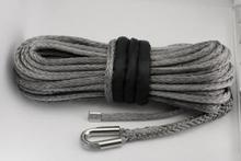 Синтетический трос КИТАЙ 12мм х 24м заплетенный