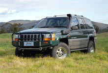 Шноркель SAFARI Jeep Grand Cherokee ZJ 01/1993 - 12/1998, LHS