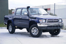 Шноркель SAFARI Toyota HiLux 2/97 - 3/05 2.8Litre-I4 3L