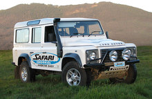 Шноркель SAFARI Land Rover