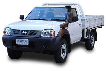 Шноркель SAFARI Niss Navara 3.0D 2001-2006, 2.5D c 2007 г.