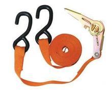 Стяжка для крепления груза 25мм/5м 1000 кг (S-крюк)