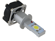Светодиодная лампа H3 25w 7000k