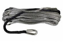 Трос синтетический для лебедки 10ммх25м