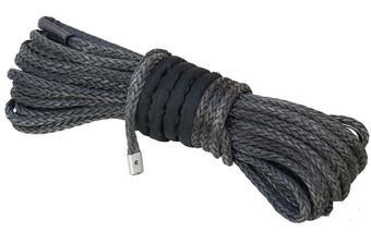 Синтетический трос КИТАЙ 12мм х 25м заплетенный