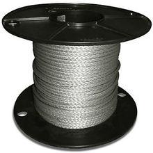 Синтетический трос КИТАЙ 12 мм в бухтах (на метраж) серый