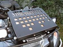 Вынос радиатора на CF Moto X8