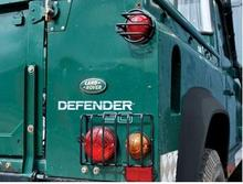 Защита задних фонарей Defender