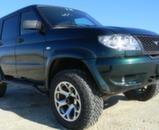 Грязевые шины R18 для УАЗ Патриот NEW