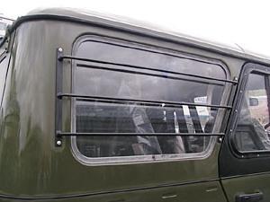 Защита задних боковых окон РИФ УАЗ