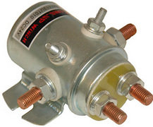 Соленоид 24v, 400A для DV/DW/DA/DP 1500-15000 24V